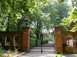 Sorghvliet nieuwe poort