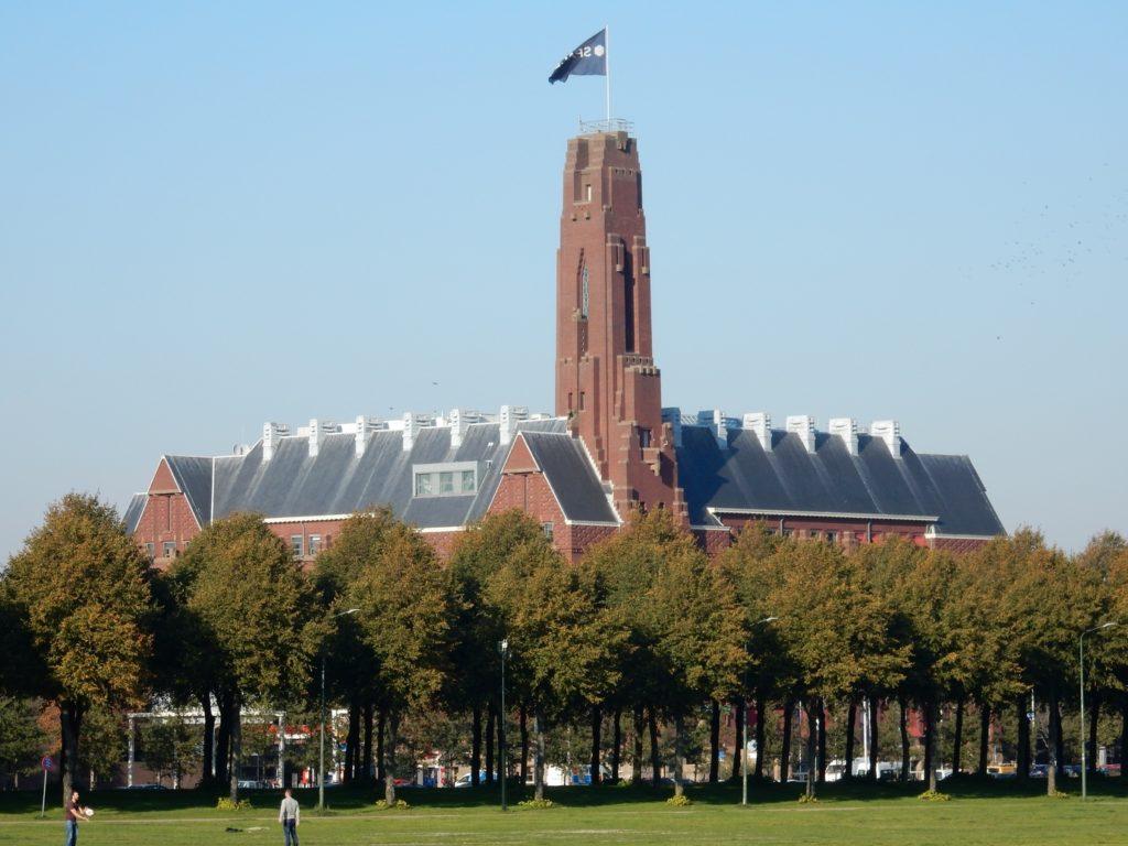 Rode Olifant Den Haag