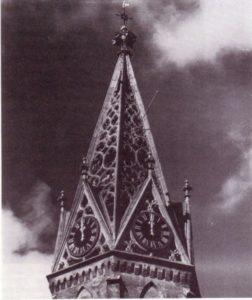 haagse toren gietijzer