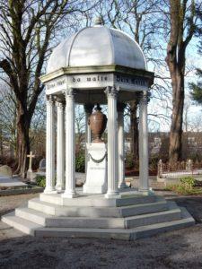 Den Haag Begraafplaats Oud Eik en Duinen