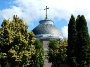 Den Haag begraafplaats Sint Petrus Banden