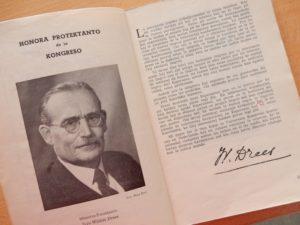 Drees congres esperanto den Haag