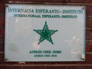 Esperanto instituut den haag
