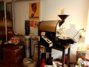 Inproc koffiebrander