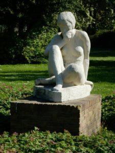 Gra Rueb Zuiderpark Vrouw