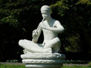 Lidy Buma Zuiderpark De Fluitspeler