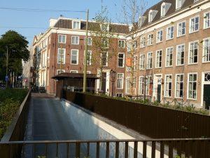 parkeren rond de Hofvijver - Parkeergarage Museumkwartier Den Haag