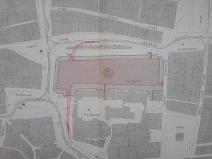 parkeren rond de Hofvijver- Parkeergarage Waterhoen 1