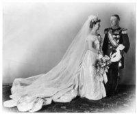 Huwelijk Wilhelmina en Hendrik 1901