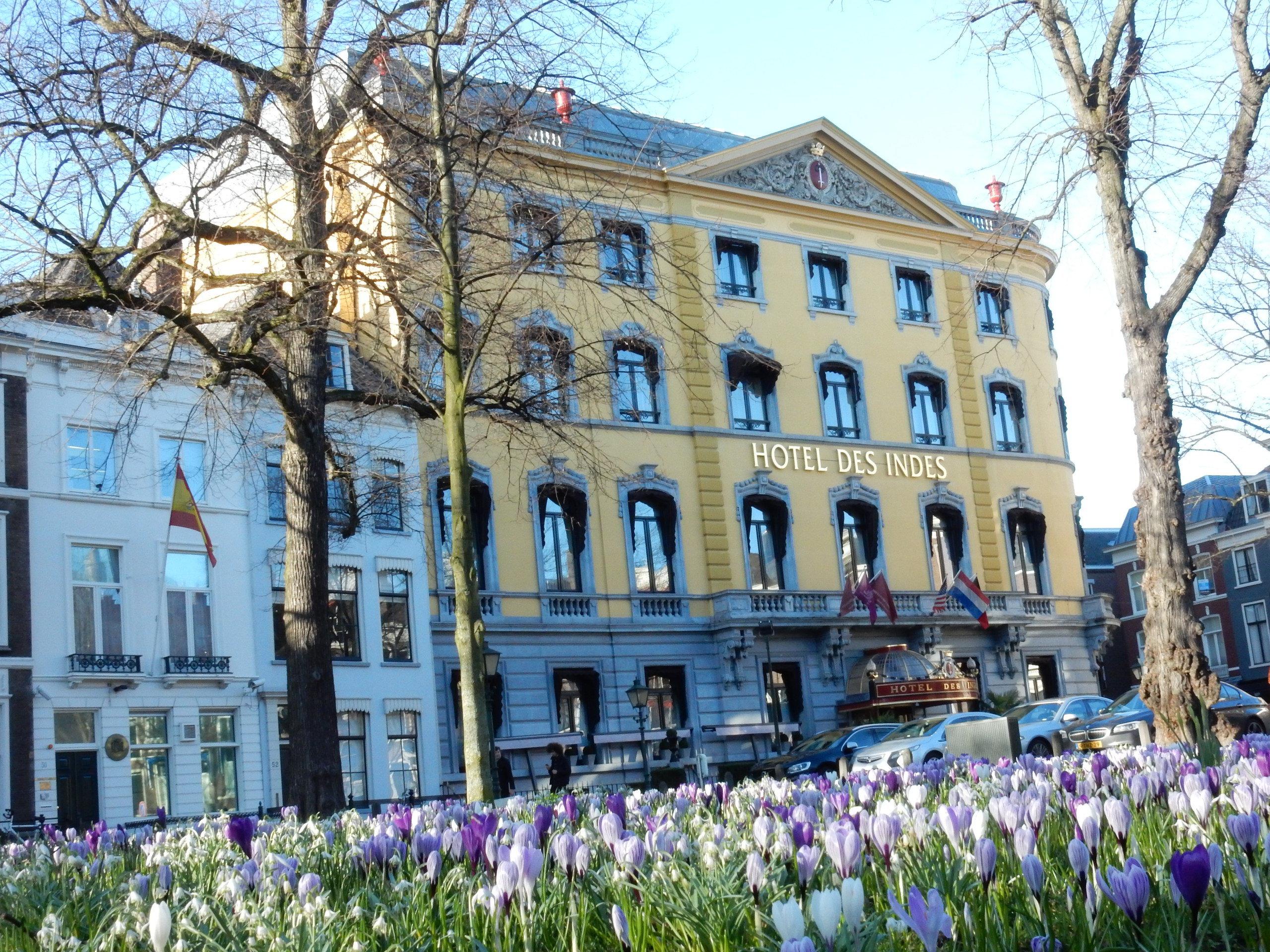 Stadswandeling Den Haag met gids 3