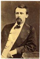 Willem Prins van Oranje, halfbroer van Wilhelmina ca 1865