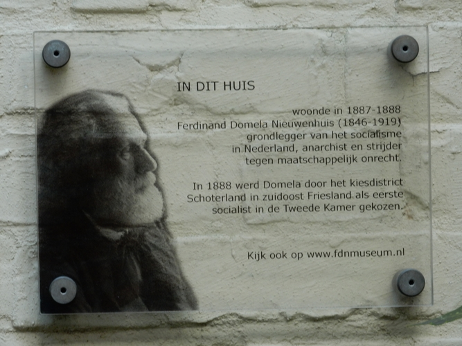 Domela Nieuwenhuis in Den Haag 2