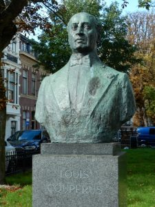 Louis Couperus in The Hague