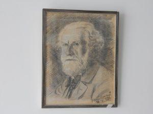 Portrait Domela Nieuwenhuis