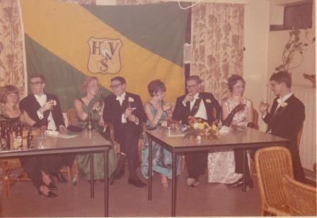 HSV Diesball 1965