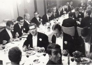 HSV Inauguration Dinner 1965
