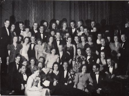 HSV Ten huize van Pulle - 1944