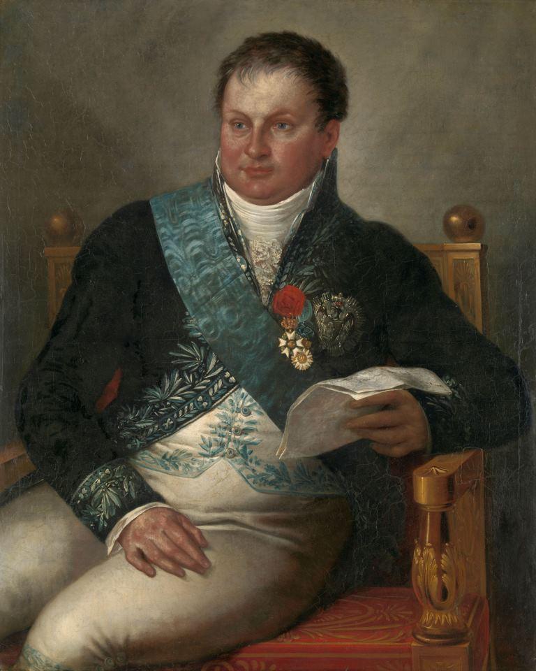 Alexander Gogel Schilder Mattheus Ignatius van Bree - Rijksmuseum