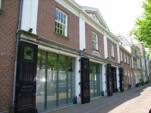 Koetshuizen Paleis Lange Voorhout