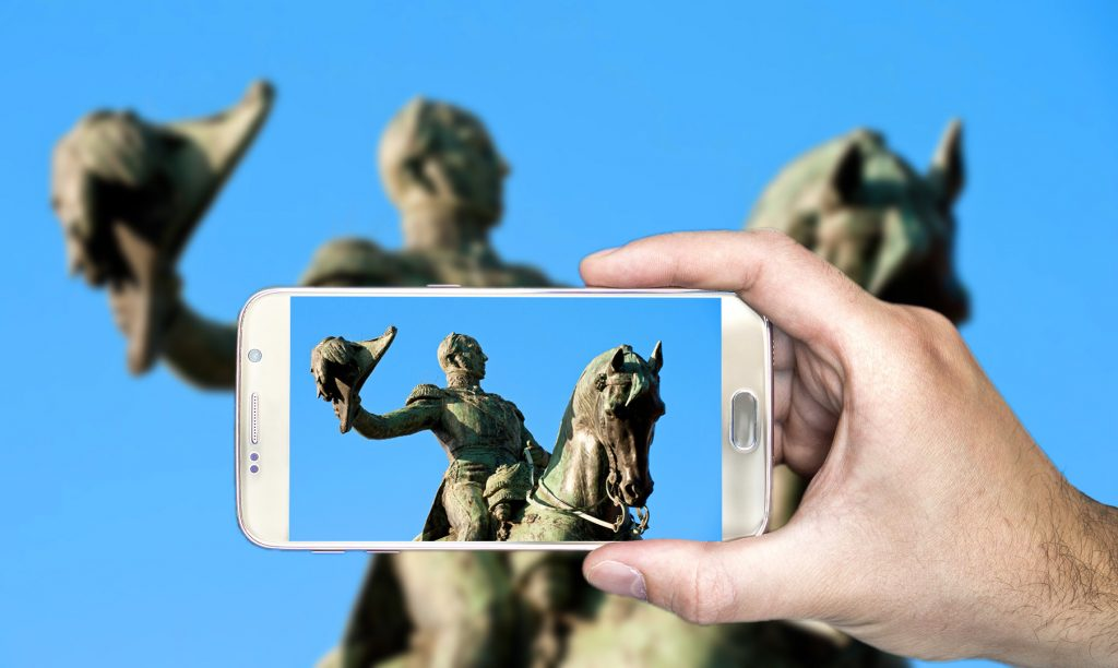 fotoworkshop met smartphone