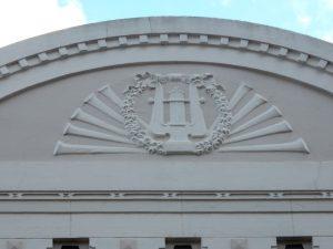 Art Deco bioscopen Rex 2