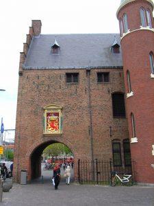 Wapen Graafschap Holland Gevangenpoort