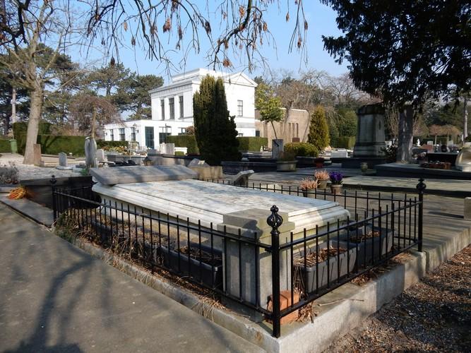 Familiegraf van Thorbecke op de Algemene Begraafplaats