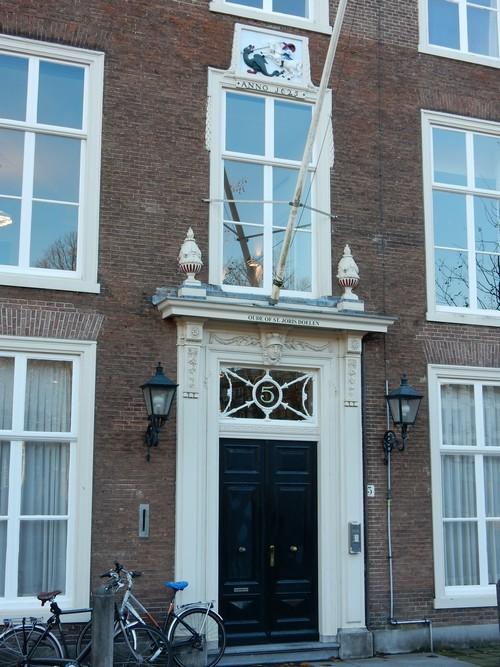 Tournooiveld Oude of Sint Jorisdoelen