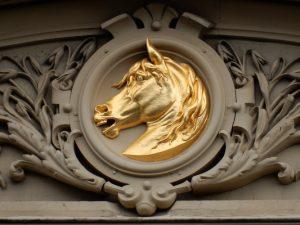 Koninklijke Stallen Hoge Wal Paard