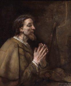 Rembrandt Sint Jacob de Meerdere