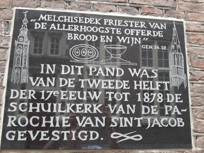 Schuilkerk Oude Molstraat