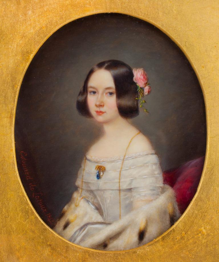 Prinses Sophie Edouard de Latour - 1842 - Koninklijke Verzamelingen
