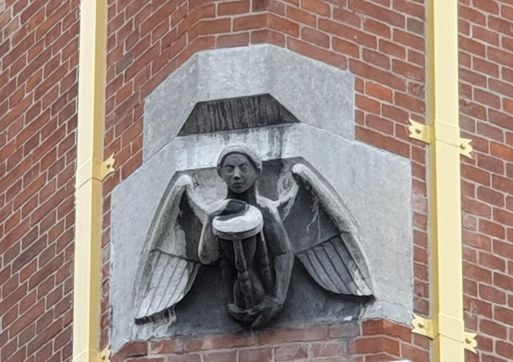 Berlagegebouw Kerkplein