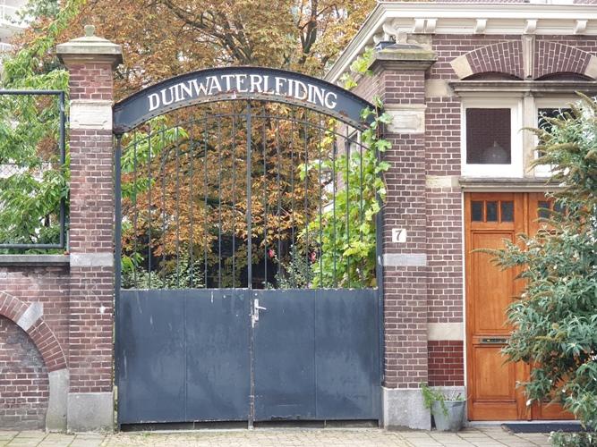 Haagse Duinwaterleiding Doornstraat