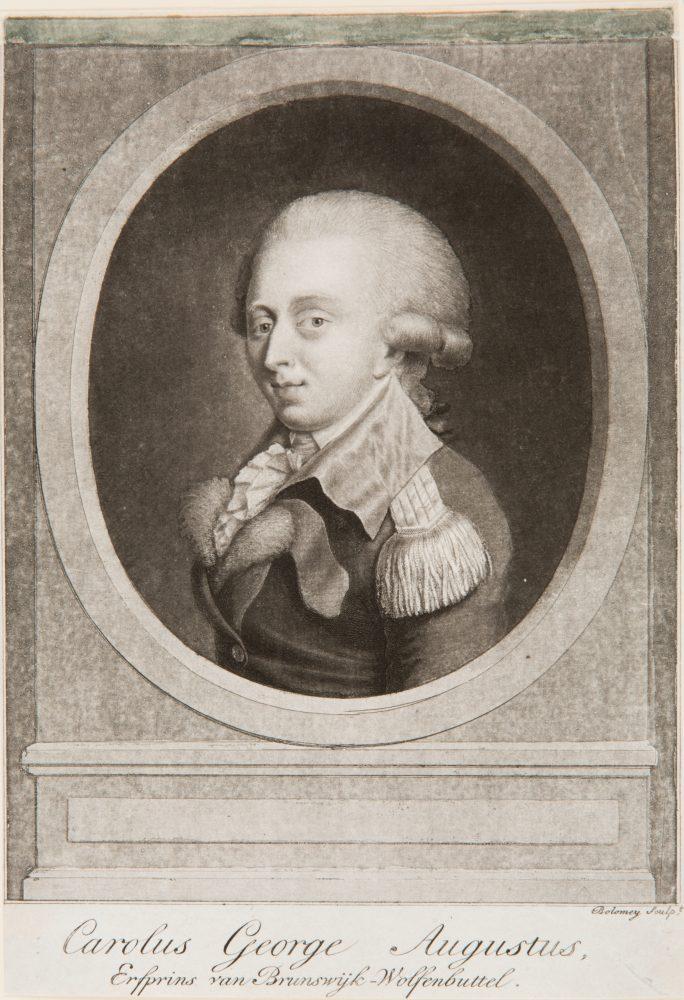 Karel - echtgenoot van Louise