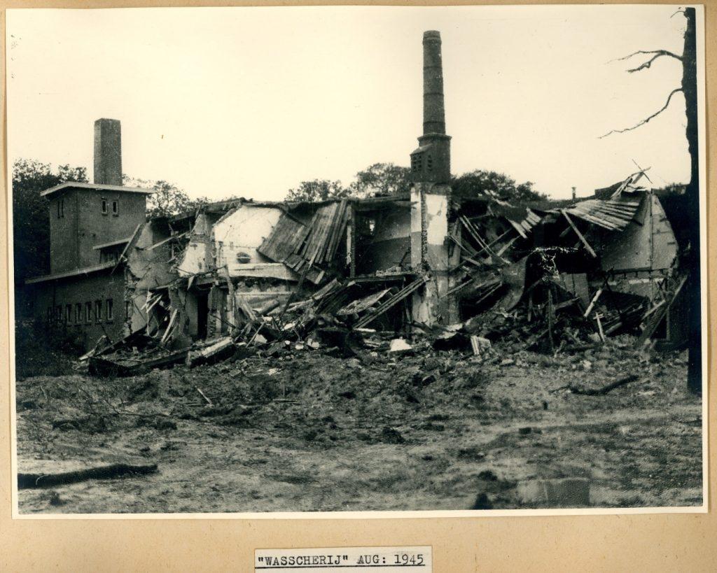 Verwoesting op Bloemendaal - Parnassia archief