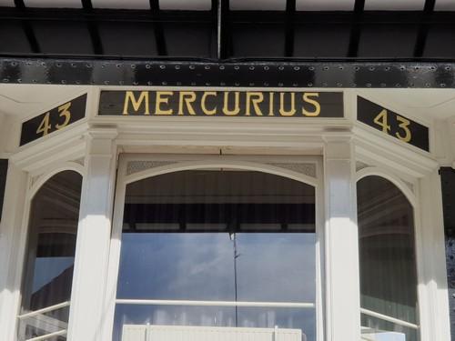 Gebouw Mercurius Noordeinde