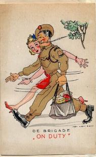 Brigade on duty - Album Museon