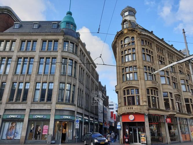Magazijn Nederland en B.J. Voss en zonen Modepaleizen