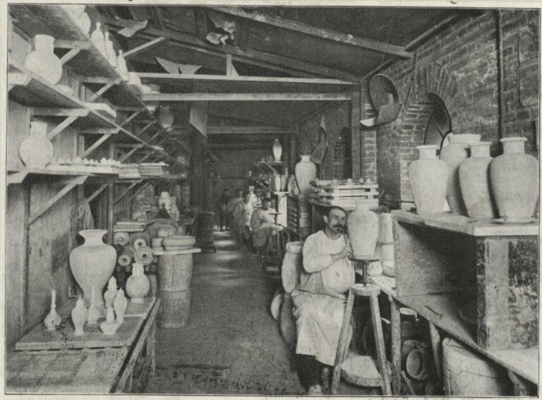 Koninklijke Porselein- en Aardewerkfabriek Rozenburg