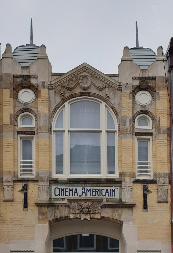 Cinema Americain - foto Jacqueline Alders